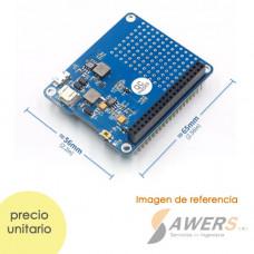 Raspberry UPS HAT con Bateria Lipo 1500mA