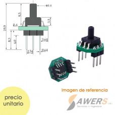 Temporizador Sincrono XH-M196 3Tiempo Relay 5VDC