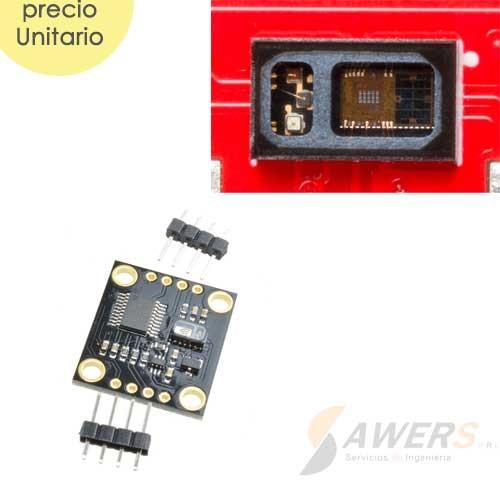 MAX30105 Sensor de partículas y Pulsioximetria
