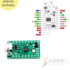 ATtiny167 Arduino Digispark PRO