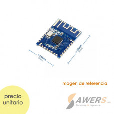 JDY-22 Bluetooth BLE 4.2 3.3V Serial (smd)