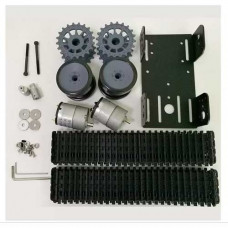 Kit Chasis Tanque Robot Sumo 12V TP101