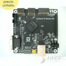 Intel/Altera Cyclone IV EP4CE15 Starter Kit