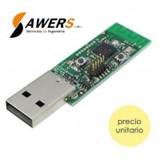 CC2531 Zigbee Sniffer USB (Compatible Zigbee2mqtt)