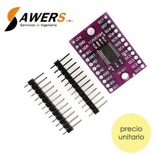 TCA9548A Multiplexor I2C de 8CH