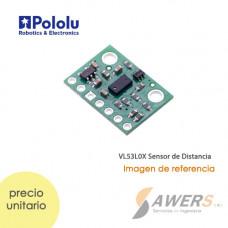 VL53L0X Time-of-Flight Sensor de Distancia 200cm