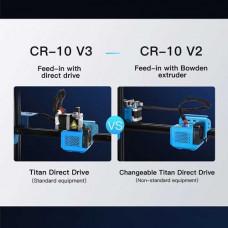 Impresora 3D Creality CR-10 V3 30x30x40cm