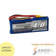 Bateria Lipo 7.4V 2200mAh 2S 50C Turnigy Nano-Tech