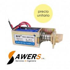 Chapa Electrica 55x25x21mm 6V