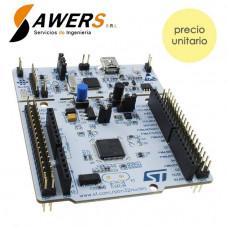 NUCLEO-F334R8 STM32F334R8T6 soporta Arduino Shields