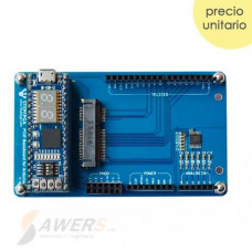 STEP PCIE Board para MAX10 compatible Arduino