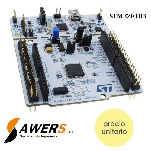 NUCLEO-F103RB ARM Cortex-M3