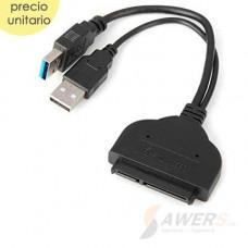 Adaptador SATA a USB 3.0