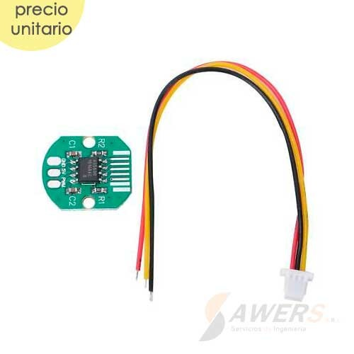 AS5600 Encoder Magnetico 12Bit PWM/IIC