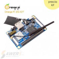 Orange Pi 2G IOT 256Mb GSM/WIFI/BLUETOOTH