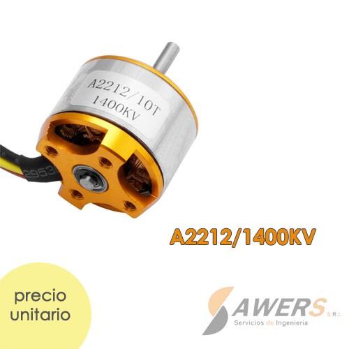Motor Brushless A2212 1400KV
