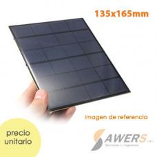 Panel Solar 6V 3.5W 165x135mm
