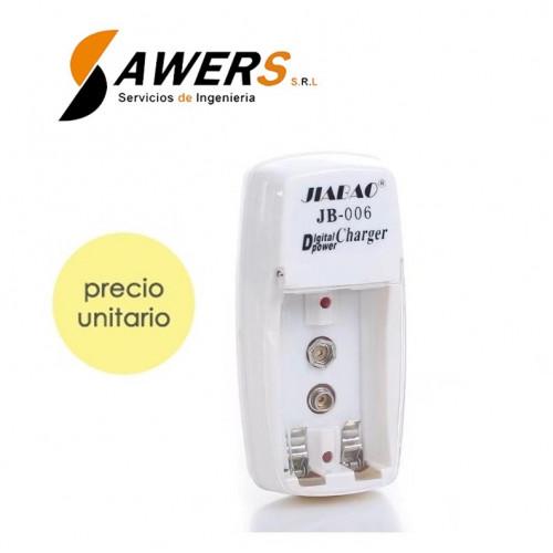 Cargador Universal Pila AA-AAA-9V 220VAC