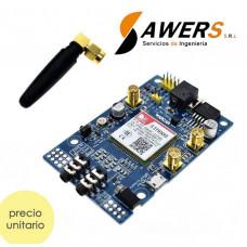 SIM808 Quad-Band GSM/GPRS/GPS