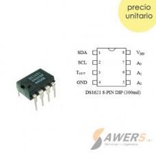 DS1621(mas) Sensor Termostato Digital DIP