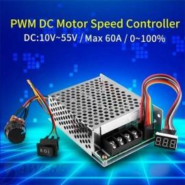 Controlador de Velocidad Motor Spindle 48V 60A