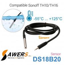 Sonoff Sensor de Temperatura DS18B20
