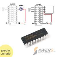 ULN2803 Array Transistor Darlington 8Bit 50V