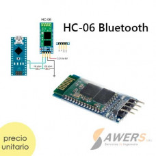 Modulo Bluetooth V2.0 EDR Serial HC-06