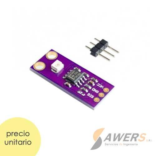 GUVA-S12SD Sensor de luz Ultravioleta UVA 240-370nm