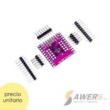 SX1509 Expansor I/O de 16CH, Driver Led y Teclador