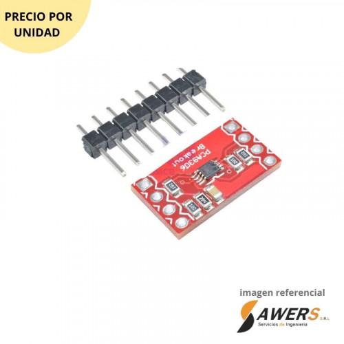 PCA9306 Conversor voltaje para comunicacion I2C SMBus
