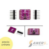 TXB0104 Conversor Nivel Voltaje 4bit 1.2V-5V