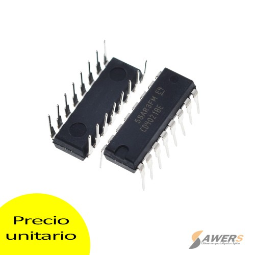 CD4021 Shift Register 8-CH Paralelo CMOS