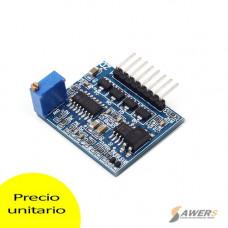 SG3525 LM358 Inverter Driver Board -12-24V 1A