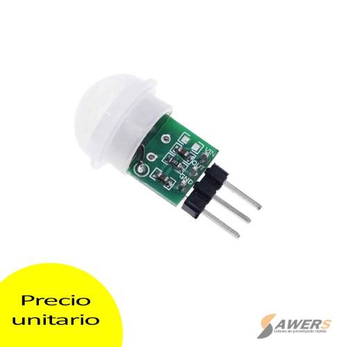 Sensor de Movimiento PIR AM312 5V
