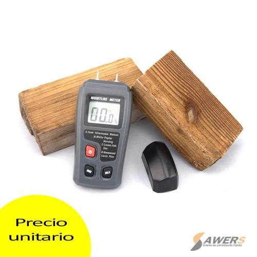 EMT01 Medidor de humedad portatil para madera