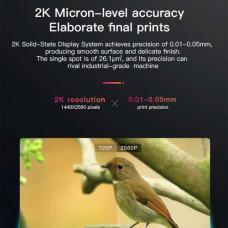 Impresora 3D Creality LD-002R Resina HD-LCD 12x6,5x12cm