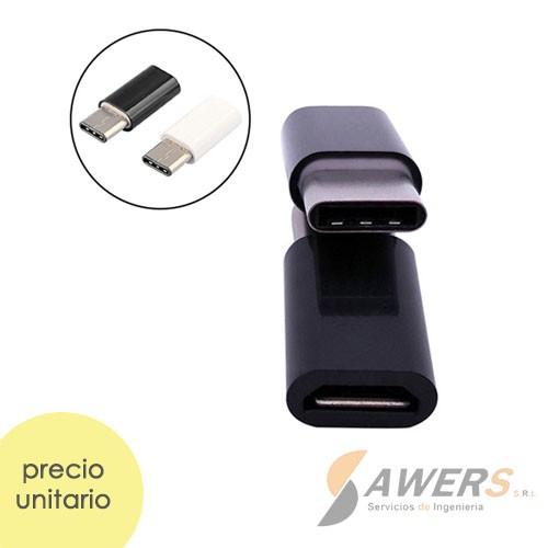 Adaptador USB Tipo C Macho a Micro USB hembra