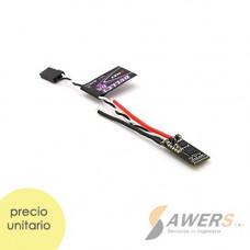 ESC Controlador de velocidad EMAX Mini Dshot BLheli-S 6A