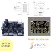 Controlador USB CNC Laser GRBL de 3 ejes