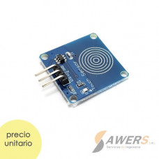 TTP223B Modulo Sensor Capacitivo Touch 1CH