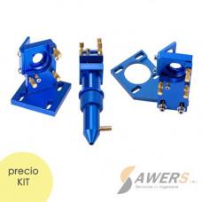 Kit de montaje Cabezal Laser CO2 2030 y 4060