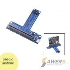 Shield Protoboard para BBC Microbit