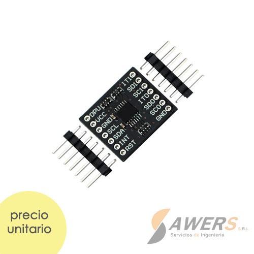 TCA9543A Bus Switch 2CH I2C Slave 1.5-5.5V