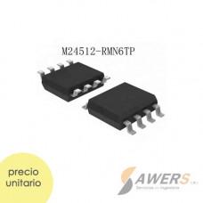 Memoria EEPROM M24512-R 512Kb SMD