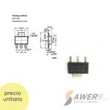 BSP315P Transistor MOSFET P-CH 60V 1.17A