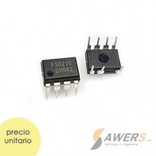 FSD210 PWM de Fuente Switching SMPS 5W