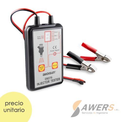 EM276 Tester de Inyectores
