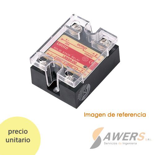 Relay de Estado Solido SSR LRSSR-DD 110VDC-80A