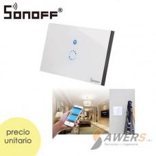 Sonoff TX T0US1C (Interruptor de Luz Tactil WiFi 2020)